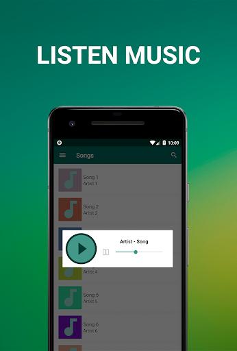 MP3 Music Downloader 1.10 screenshots 3