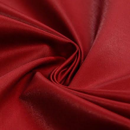 Bomullssatäng - röd