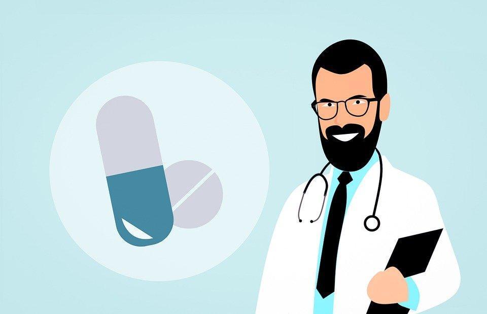 Doctor, Medicine, Capsule, Addiction, Antibiotic