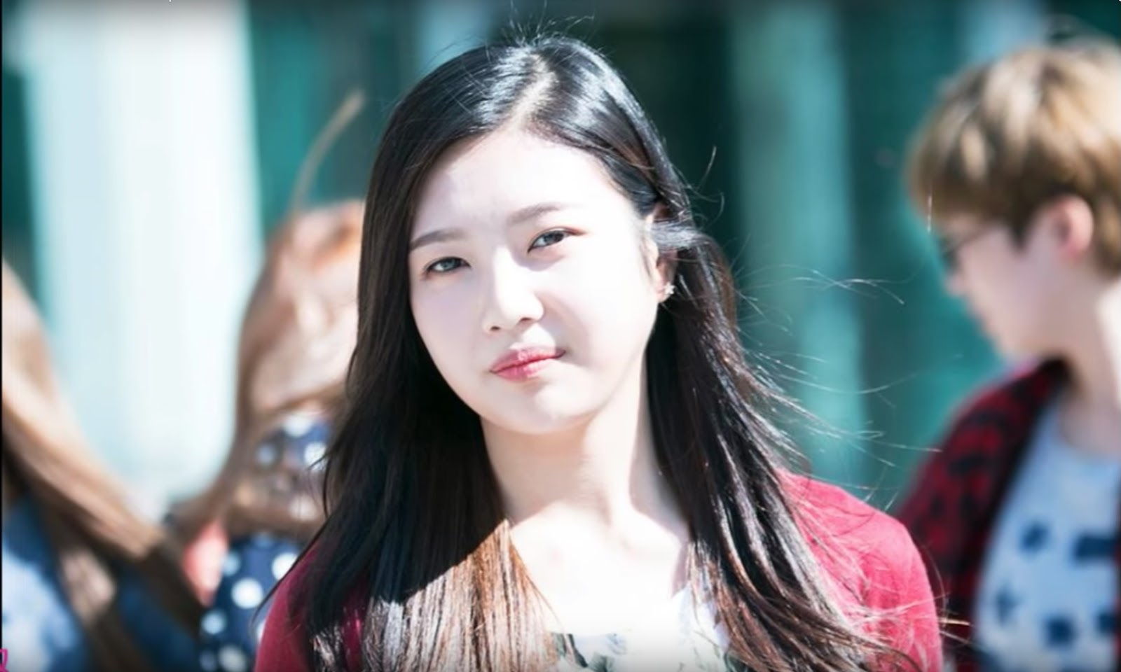 Heres How Each Member Of Red Velvet Looks Without Makeup