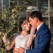 Wedding photographer Elena Yurchenko (lena1989). Photo of 31.08.2017