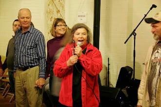 Photo: Lita, President of Harmony Community Center