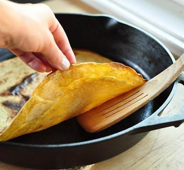 Gluten Free Chickpea Pancakes Or Flatbread Recipe