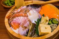 箸福·手作壽司丼飯