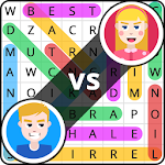 Word Search - Battle Online Icon