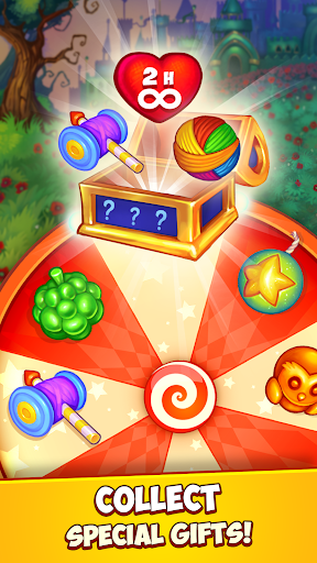 Fancy Blast: Puzzle in Fairy Tales 2.5.1 screenshots 5