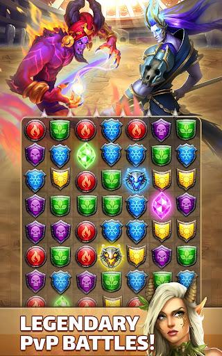 Empires & Puzzles: Epic Match 3 28.1.0 screenshots 10