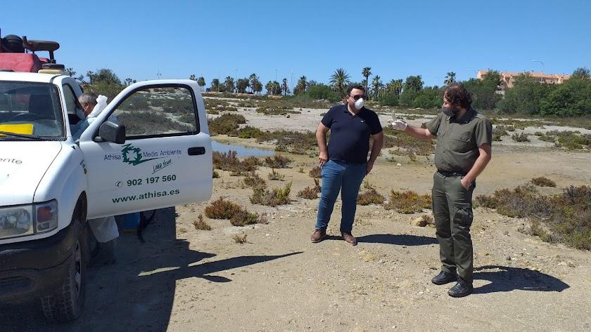 El edil de Agricultura, Francisco Pérez, destaca la relevancia de este proyecto para el bienestar de los ejidenses.