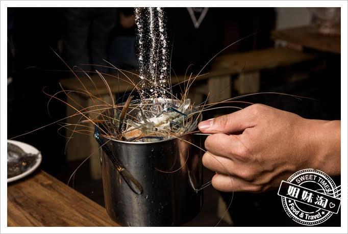 鮮炭霸海鮮碳烤火鍋吃到飽泰國蝦