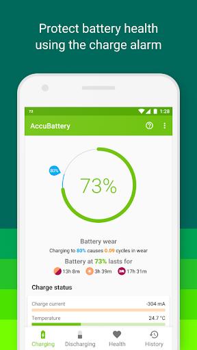 AccuBattery screenshot 1