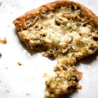 Mushroom Leek Puff Pastry Recipes