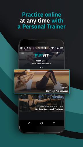 BTFIT screenshot 1