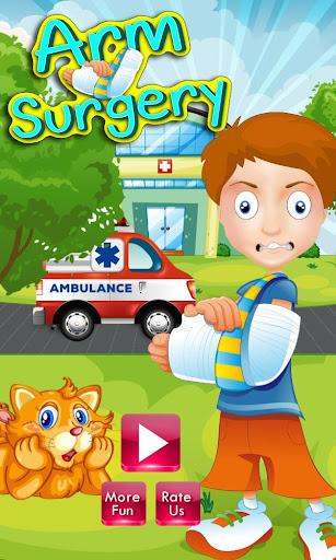 Arm Surgery Simulator - Doctor