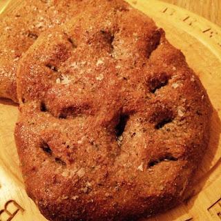 Syn Free Fougasse Bread.