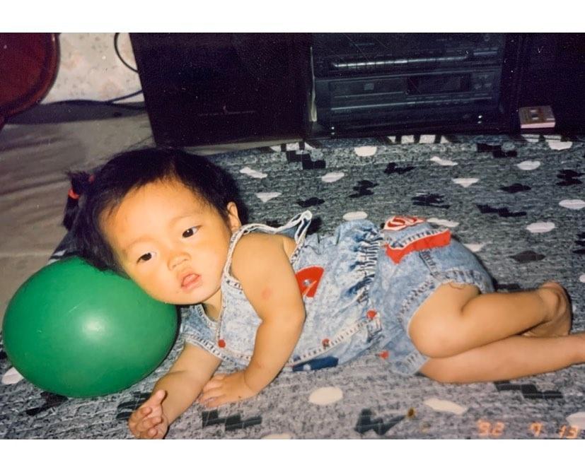 goo hara baby pic 2