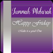 Friday Jumma Mubarak