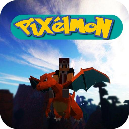 冒險App|Pixelmon funny pokecraft world LOGO-3C達人阿輝的APP