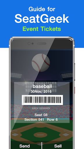 玩免費遊戲APP|下載Free SeatGeek Ticket Event Tip app不用錢|硬是要APP