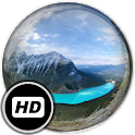Panorama Wallpaper: Mntn Lakes icon