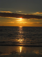 Photo: Year 2 Day 223 - Sunset on West Beach in Adelaide