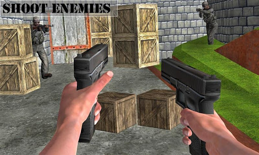 Counter Terrorist SWAT Team 3D FPS Shooting Games 1.0.3 screenshots 3