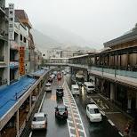 Yumoto-Hakone station in Hakone, Kanagawa, Japan