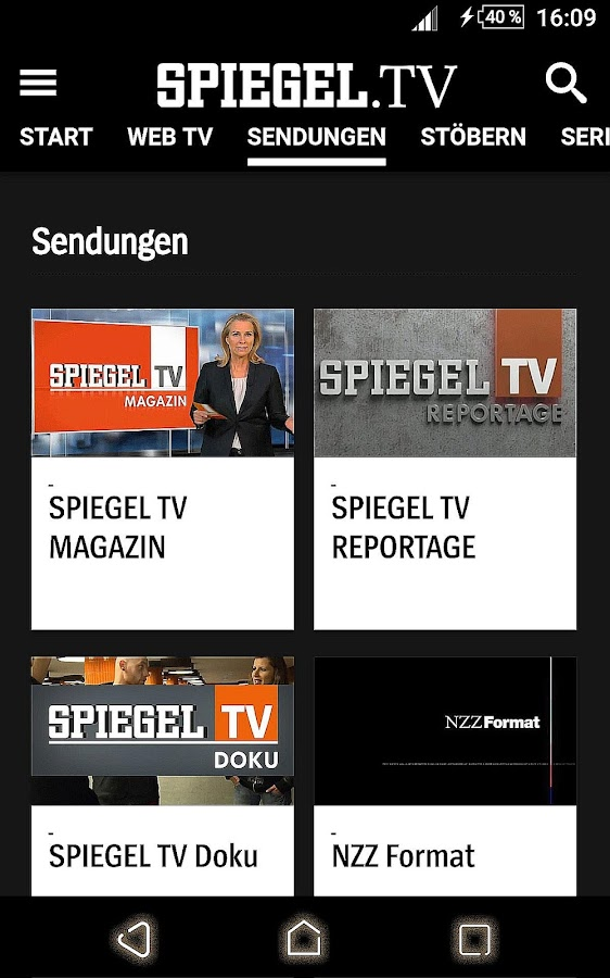 SPIEGEL.TV- screenshot