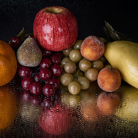 Reflections by KP Singh - Food & Drink Fruits & Vegetables ( punjab, food, fruits, reflections, india, ludhiana )