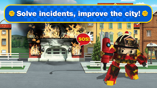 Robocar Poli: City Games 1.0 screenshots 4