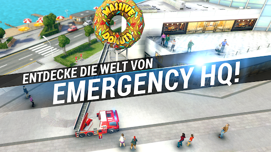 EMERGENCY HQ Screenshot