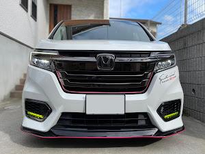 ステップワゴンスパーダ RP5 SPADA HYBRID G・EX Honda SENSING BLACK STYLEのカスタム事例画像 しゅうじさんの2021年09月25日10:48の投稿