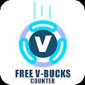 Free VBucks Counter For Fortnite 2020 icon
