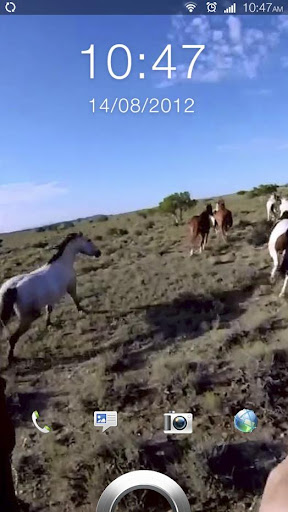 1st Person Horse Riding LWP