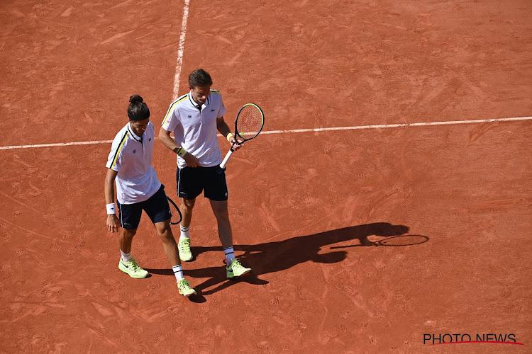 Franse dubbelspecialisten wenden verrassend verlies af in finale en winnen voor tweede keer Roland Garros