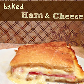 Ham And Cheese Crescent Bake Recipes