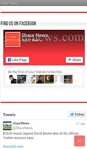 shaurnews.com screenshot 1