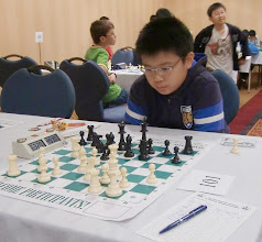Photo: U12 champion Kevin Wan