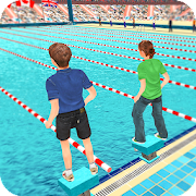 Game Virtual High School Swimming Championship APK for Windows Phone