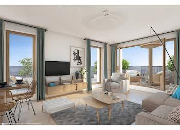 Appartement 5 pièces 130,49 m2