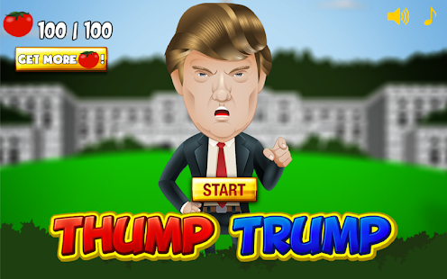Thump Trump- screenshot thumbnail