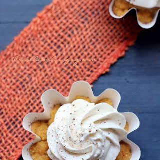 Low Carb Pumpkin Chai Mug Cake – Gluten Free.