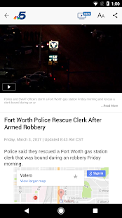 NBC 5 Dallas-Fort Worth- screenshot thumbnail