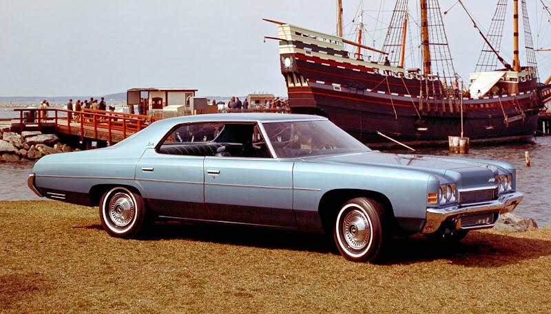 Photo: 1972 Chevrolet Impala