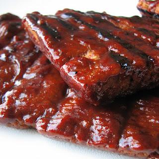 Susan V's BBQ Ribz