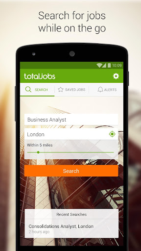 Totaljobs Job Search