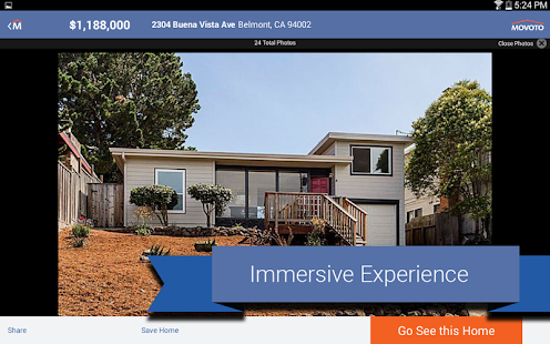 Real Estate by Movoto- screenshot thumbnail