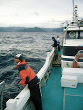 Photo: 悪天の為、近海のタイラバ釣行に変更! がんばって釣りましょう!