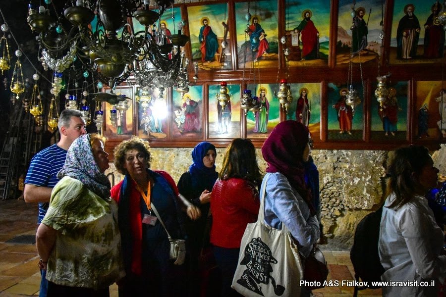 Гробница Богородицы. Индивидуальная экскурсия в Иерусалиме с гидом Светланой Фиалковой.