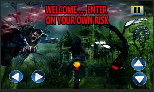Halloween offroad stunt mania