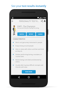 PersonalityMatch- screenshot thumbnail